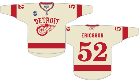 "753c39706 From the t-shirt design we can see that the Wings would be using their  oversized ""fancy"" numbers from the 1982-83 season"